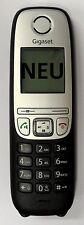 NEU = Mobilteil Gigaset A415 mit Akkudeckel und Akkus für A415H vom Händler.