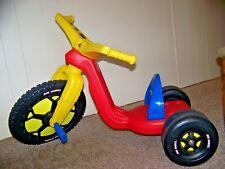 Vtg Kids Only The Original Big Wheel 16