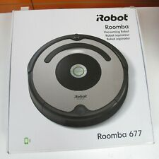 iRobot Roomba 677 Robot Vacuum with Wi-Fi connection