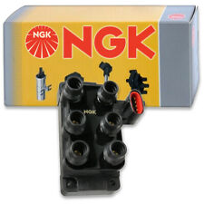 1 pc NGK Ignition Coil for 1998-2000 Ford Ranger 3.0L V6 - Spark Plug Tune yb