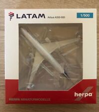 Herpa 532754 - 1/500 Airbus A350-900 - Latam - New