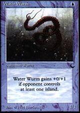 4x Water Wurm NM-Mint, English The Dark MTG Magic