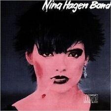 "NINA HAGEN ""NINA HAGEN BAND"" CD NEU DEUTSCHPOP"