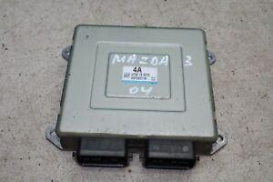 Mazda 3 BK Bj.04 2.0 110 Kw Engine Control Unit LF5018881E