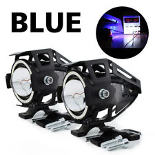 30W ATV SCOOTER Auto Car Motorcycle Spotlights Headlight DRL LED Lamp Fog Light