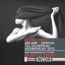 Radio-Sinfonieorchester Stuttgart - Richard Strauss: Don Juan; [CD]