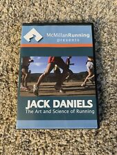 Jack Daniels The Art And Science Of Running Dvd Mcmillan 2007
