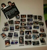2014 Cryptozoic Supernatural Season 1-3 Join the Hunt large 52 cards LOT w/box