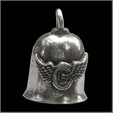 FLYING WHEEL GREMLIN BELL  with a velvet pouch FOR HARLEY DAVIDSON  BIKER BELL
