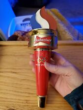 Budweiser Olympic Torch Tap Handle