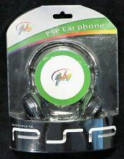 Yobo (PSP) Play Station Portable Ear Phone Head Set Mint in Package