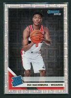 2019-20 RUI HACHIMURA PANINI DONRUSS RATED ROOKIE RC #208 INFINITE
