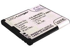 UK Battery for Nokia 701 C7 BL-5K 3.7V RoHS