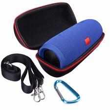 Zipper Hard Case Hand Carry Shoulder Bag Box For JBL Charge 3 Bluetooth Speaker