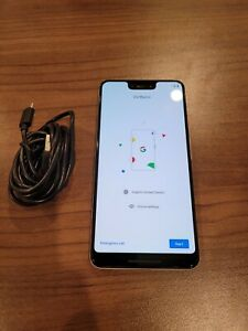 Google Pixel 3 XL - 128GB - Not Pink (Unlocked). Screen is cracked