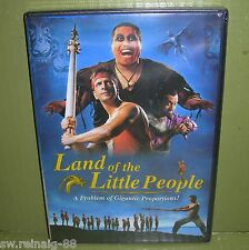 Land of the Little People DVD 2004