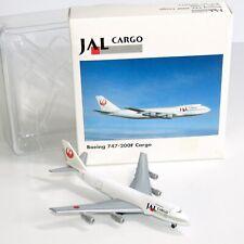1:500 Scale Herpa Wings 502443 Airplane Model BOEING 747-200F   JAL Cargo
