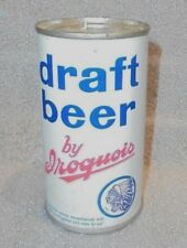 old Iroquois Draft Beer flat top can