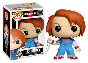 Funko Pop Movies: Child's Play 2 - Chucky Vinyl Figure
