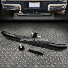 "37""x 3.25""PEDAL CLASS III 2""RECEIVER BLACK TRAILER TAILGATE/HITCH REAR STEP BAR"