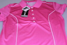 White Polyester Golf Shirts, Tops & Jumpers for Women