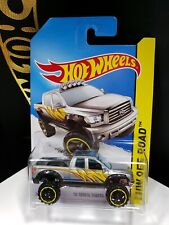 2014 HOT WHEELS OFF ROAD TOYOTA TUNDRA PICKUP TRUCK - A23