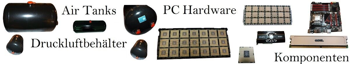 PC Hardware-Air Tanks