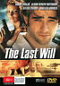 Angelica Bridges Goran Visnjic THE LAST WILL - SEXY ACTION DVD (NEW & SEALED)