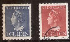 Nederland,  Nummer 346/347  Gebruikt,