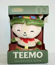 """LOL League Of Legends Teemo Collectible Plush Line #09 New 7"""""""