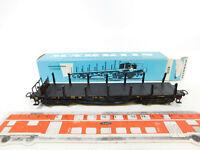 CK668-0,5# Märklin H0/AC 4516 Blech-Rungenwagen 13 392 SSka DB, sehr gut+OVP