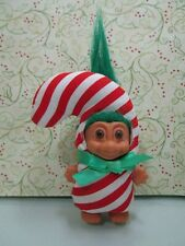 """CANDY CANE - 3"""" Russ Troll Dolls - EXCELLENT"""
