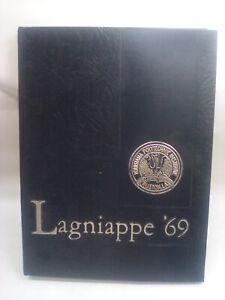 1969 LAGNIAPPE Louisiana Polytechnic Institute Tech RUSTON, LA Yearbook