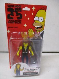 Neca The Simpsons 25 of the Greatest Guest Stars Joey Kramer Aerosmith
