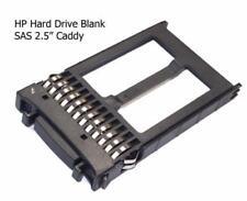 New listing Hp Proliant Dl360 G5, G6, G7 and Dl380 G5, G6, Gen7 Blank Caddy Drive Tray