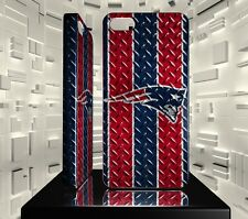 Coque rigide pour iPhone 5 5S New England Patriots NFL Team 07