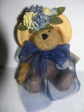 "Boyd'S Bears, Nanette Dubeary, Stuffed 7"" Bear W/Tags, Tj'S Best Dressed Collect"