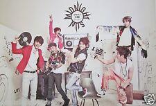 "B2ST ""5TH MINI ALBUM - GROUP PARTYING"" POSTER - K-Pop Music, Korean Boy Group"