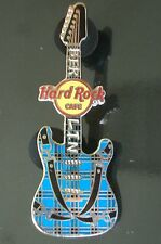 HRC Hard Rock Cafe Berlin Blue Punk Guitar Series 2005 LE300 XL Fotos