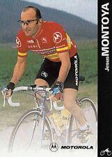 JESUS MONTOYA Cyclisme Cycling Ciclismo Motorola 96
