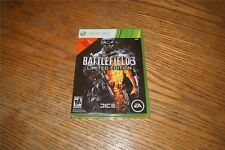 Battlefield 3 LIMITED EDITION w/ Back to Karkand Expansion Pack Xbox 360 NEW