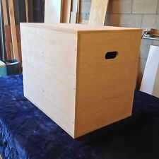 "16""x20""x24"" Plyo Box  MMA Exercise Equipment Crossfit Jump Plyometric Flatpack"