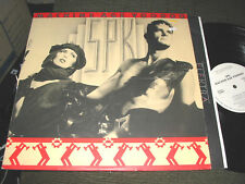 SPK MACHINE AGE VOODOO ELEKTRA 960386-1 nm lp promo '85