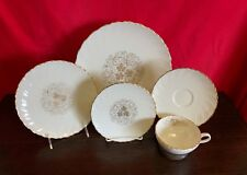 LENOX china ORLEANS D515 pattern 5 Piece Place Setting
