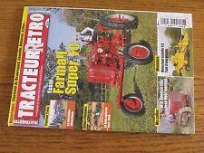 $$$ Revue Tracteur Retro N°41 Farmall Super FCJM FournialMoiss-battJeep