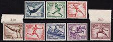 THIRD REICH 1936 mint Summer Olympics stamp set!