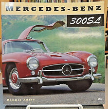 Mercedes-Benz 300SL Automotive Reference History Motor Racing Dennis Adler