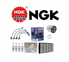 Mazda RX8 Tune Up Filter NGK High Performance Wires & Platinum Spark Plugs #1