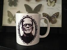 FRANKENSTEIN COFFEE MUG! classic monster dracula Universal Monsters Horror Movie