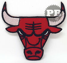 #003 Chicago Bulls Basketball Club NBA Sports ,EMBROIDERED Iron on/Sew patches